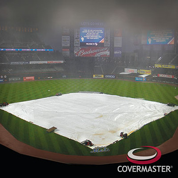 Baseball Field Tarps & Full Infield Covers