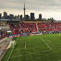 BMO Field acquires Evergreen for 2011 Season - Covermaster