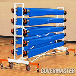 Install Remove Amp Store Gym Floor Covers Storage Racks