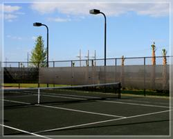 Tennis Windscreens - Covermaster