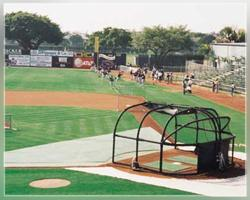 Batting Practice Turf Protection - Covermaster