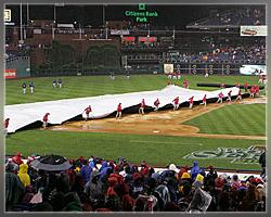 Baseball Field Tarps