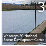 Innovative Products Keep Whitecaps Turf in Top Shape