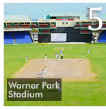 Enkamat Turf Protection Take Stadium from Concerts to Cricket