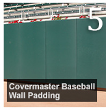 Covermasters Baseball Wall Padding Plays Key Role in Stadium Upgrades
