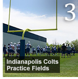 Premium Evergreen Turf Covers are the Tool of Choice for the Indianapolis Colts