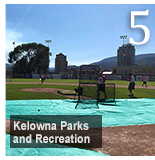 Kelowna Baseball Field gets a Major League-Style Upgrade