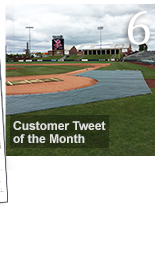 Customer Tweet of the Month