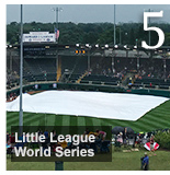 Covermaster Raincover is the Tarp of Choice for Little League World Series