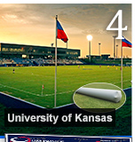 Kansas University Saving Time and Labor with New TarpMate Air Rollers