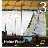 Raincover Tarps Keeping Steelers Turf in Game-Ready Condition