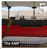 Florida Amphitheatre Invests in Custom Seat covers
