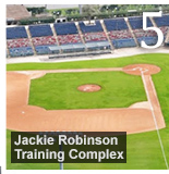 MLB's New Jackie Robinson Complex Focusing on Youth