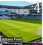 Raincover Ultra™ Keeping Turf Dry and Cool at Allianz Field in Minnesota