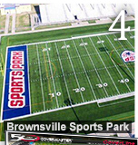 MasterShield Vinyl Brings Turf Protection to Texas Sports Park